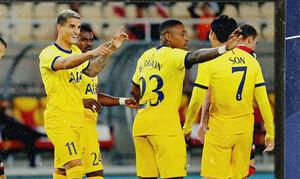 Europa League: Kαθάρισαν οι Σον και Κέιν για την Τότεναμ