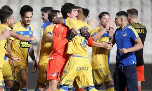 Europa League: Πρόκριση στα πέναλτι για τον ΑΠΟΕΛ – Όλα τα αποτελέσματα (videos)