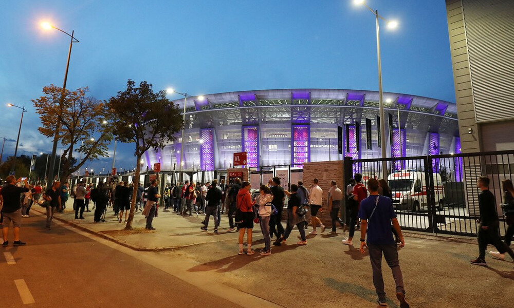 UEFA Super Cup: Ο προβληματισμός για την επιστροφή των φιλάθλων (photos+video)