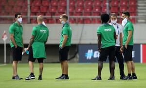 Ομόνοια: Συναγερμός - Θετικός σε κορονοϊό παίκτης μετά τον Ολυμπιακό (photos)