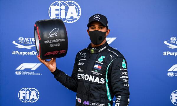 Formula 1: Pole position και στη Ρωσία ο Χάμιλτον (photos)