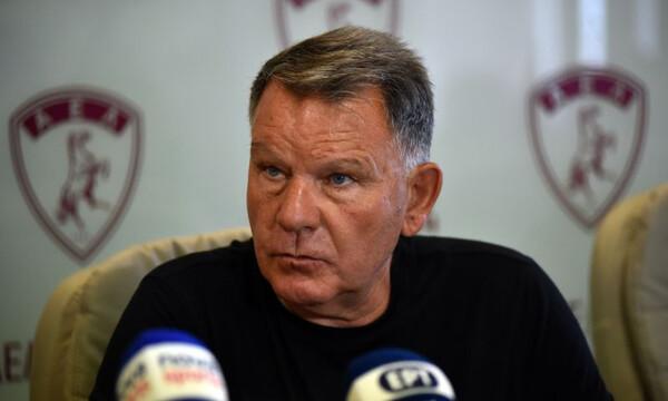 Ο Κούγιας για το Κ19 της ΑΕΛ με τον Παναθηναϊκό: «Λάθος απόφαση ο διαιτητής»