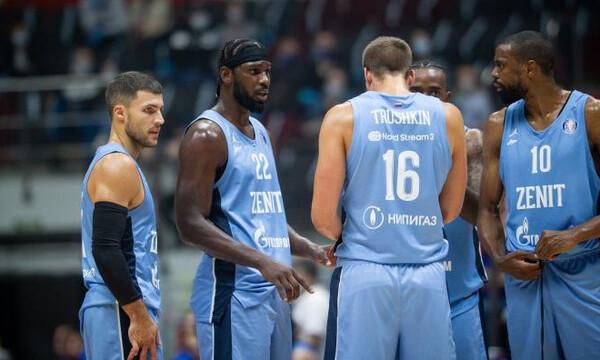 VTB League: Νέα νίκη για Ζενίτ