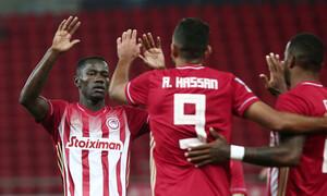 Ολυμπιακός-Παναιτωλικός 2-0: Τα highlights από το «Γ. Καραϊσκάκης» (video)