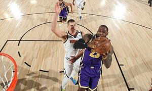 NBA: Στους τελικούς οι Λέικερς με απίθανο Λεμπρόν (video)
