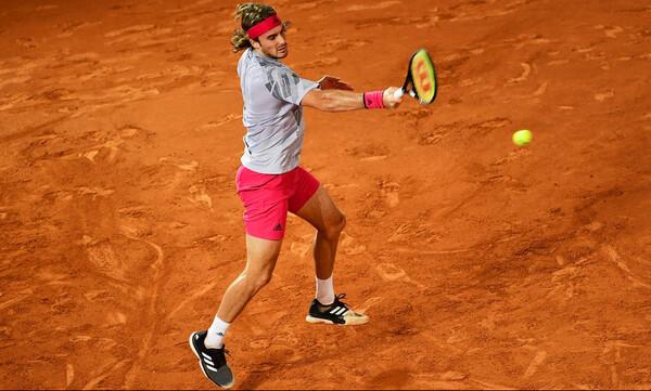 «Αυτοκτονία» Τσιτσιπά, έχασε μέσα από τα χέρια του τον πρώτο τίτλο ATP 500 της καριέρας του (video)