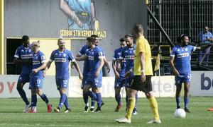 Άρης-ΠΑΣ Γιάννινα: «Φωτιά» ο ΠΑΣ στο Βικελίδης, δύο γκολ σε 7 λεπτά! (photos+videos)