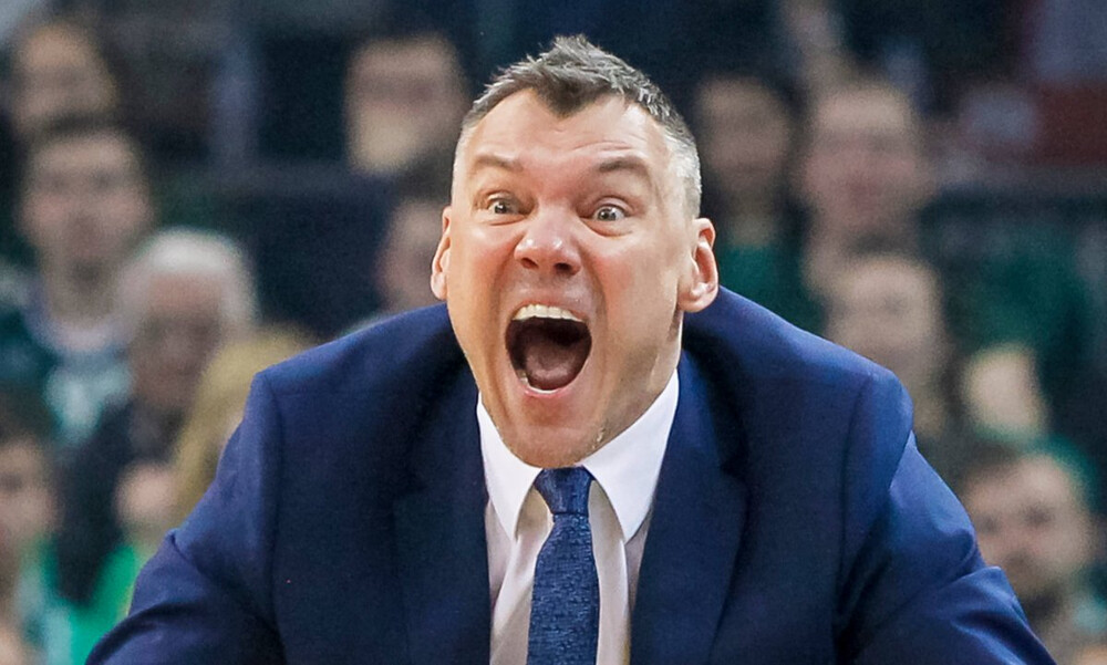 «Τρελάθηκε» ο Γιασικεβίτσιους: «'Η θα παίξετε ομαδικά ή...»