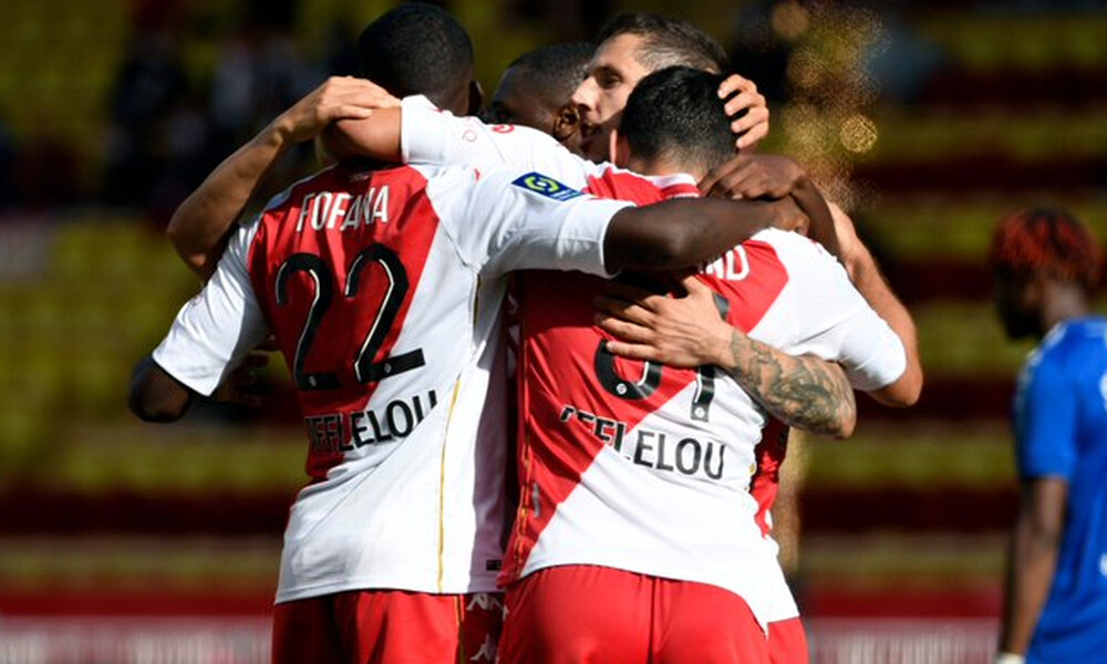 Ligue 1: Ο Μπεν Γεντέρ οδηγεί την Μονακό