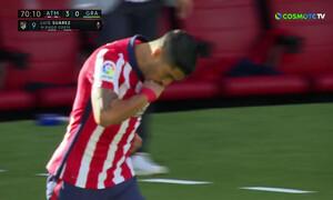 Απίθανο ντεμπούτο με Ατλέτικο ο Σουάρες: 2 γκολ και 1 ασίστ σε 20 λεπτά! (videos)