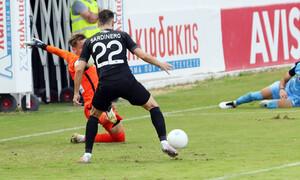 ΟΦΗ-Ατρόμητος: Ξέσπασμα με Σαρδινέρο, 2 γκολ σε 7 λεπτά και... ανατροπή! (video)
