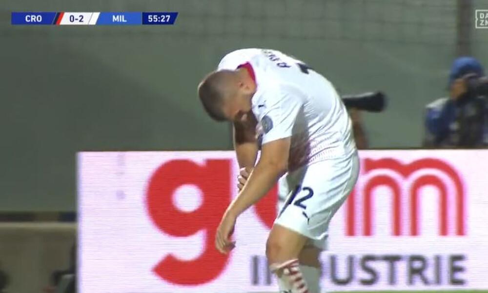 Serie A: Σοκαριστικός τραυματισμός για Ρέμπιτς! (video)