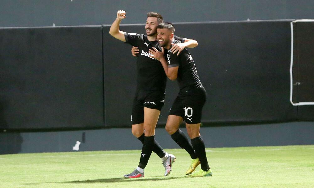 Σαρντινέρο: «Ήταν ένα δικό μας ματς…»