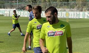 Αντονίτο: «Στους μεγάλους συλλόγους υπάρχει ανταγωνισμός» (video)