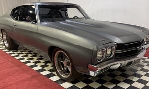 Η Fast & Furious Chevy του Vin Diesel δημοπρατείται