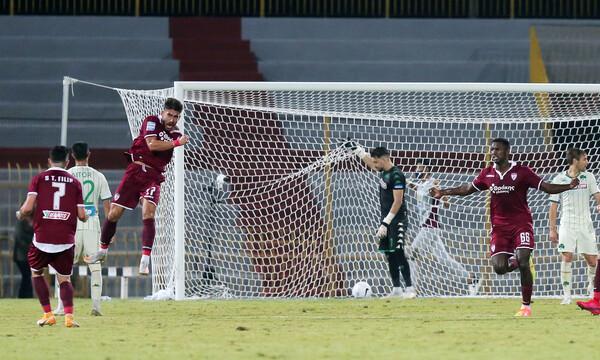 ΑΕΛ-Παναθηναϊκός 1-1: Δεν «σκότωσε» το ματς και το πλήρωσε (videos+photos)