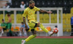 Παναθηναϊκός: Ντεμπούτο με γκολ ο Κολοβός στη Μολδαβία! (video+photos)