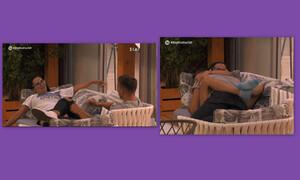 """Big Brother: """"Κάγκελο"""" η Χριστίνα με το επιθετικό φλερτ του Παναγιώτη"""