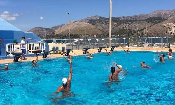 Εθνική ομάδα Πόλο Γυναικών: Καμπ και έναρξη προετοιμασίας ενόψει Προολυμπιακού τουρνουά