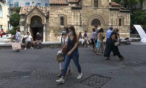 Κορονοϊός: 416 νέα κρούσματα στην Ελλάδα - Πέντε νεκροί το τελευταίο 24ωρο