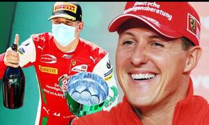 Η Formula 1 θέλει τον Σουμάχερ της και ΕΠΙΤΕΛΟΥΣ θα τον έχει (photos+video)