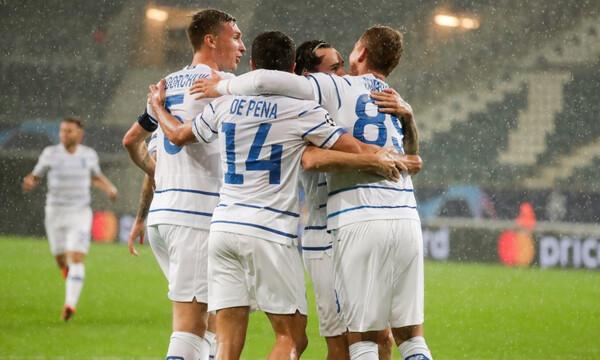 Champions League: Εύκολα και ωραία επέστρεψε στους ομίλους η Ντιναμό Κιέβου (videos)