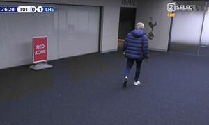 Τότεναμ-Τσέλσι: Τρελάθηκε ο Μουρίνιο, κυνήγησε τον Ντάιερ στα αποδυτήρια εν ώρα αγώνα (video)