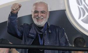 ΠΑΟΚ: «Ντόπες» στους παίκτες από Ιβάν Σαββίδη - Η ομιλία πριν την Κράσνονταρ