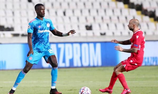 Παπουλής: «Είναι επιτυχία να παίζουμε σε ομίλους ευρωπαϊκής διοργάνωσης»