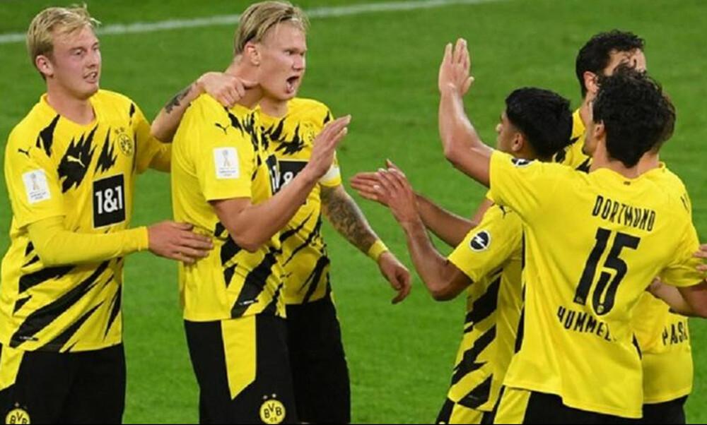 Ματσάρα το Μπάγερν-Ντόρτμουντ: Το 2-0 έγινε 2-2 με Χάαλαντ! (videos)