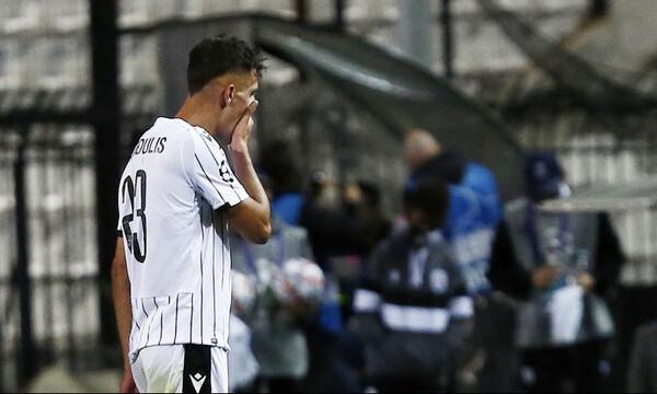 «Νεκροί» οι παίκτες του ΠΑΟΚ μετά τον αποκλεισμό από την Κράσνονταρ (photos)