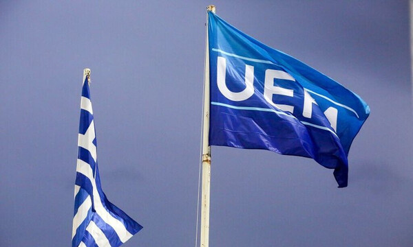 Βαθμολογία UEFA: Έμεινε 17η η Ελλάδα (photos)