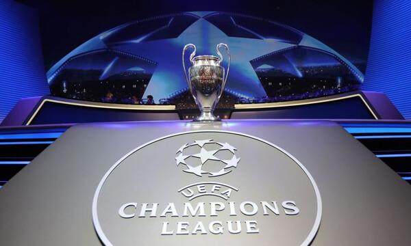 Champions League: Το κανάλι και η ώρα της κλήρωσης των ομίλων