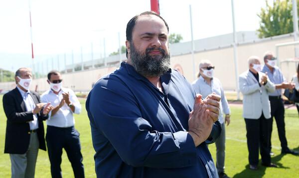 Ολυμπιακός: Το μήνυμα Μαρινάκη για την κλήρωση του Champions League