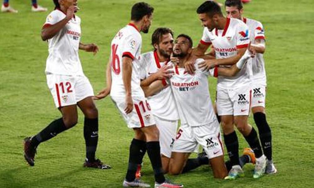 La Liga: Με την… ψυχή στο στόμα η Σεβίλλη! (video)