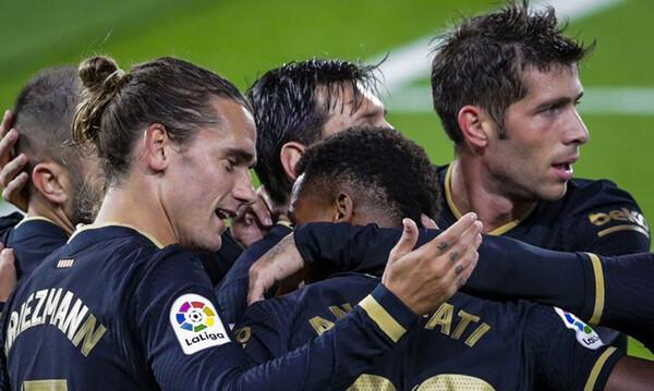 La Liga: Φάτι... λαμπρός οδηγεί τη Μπαρτσελόνα, 3-0 στο Βίγο