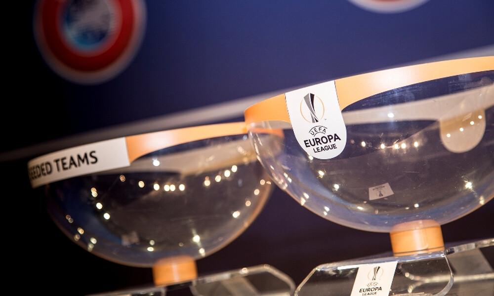 Europa League: Οι πιθανοί αντίπαλοι ΠΑΟΚ και ΑΕΚ!