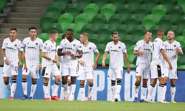 Europa League: Βλέπει πρόκριση ο ΠΑΟΚ με PSV, Γρανάδα και Ομόνοια