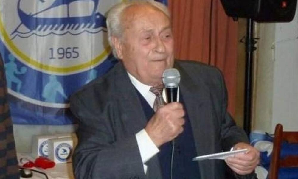 «Έφυγε» δόξα του ελληνικού αθλητισμού και πρώην πρόεδρος ομάδας