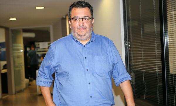 Τριαντόπουλος: «Δεν είναι ώρα για θριαμβολογίες, ούτε για καταστροφολογία στην πρώτη ήττα» (photos)