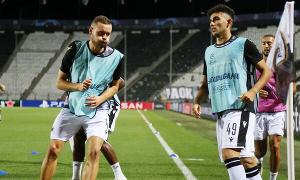 ΠΑΟΚ: «Οχι» σε Τούρκους για παίκτη του! (photos)