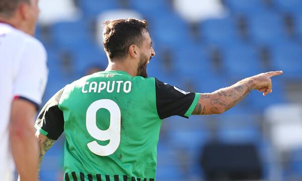 Serie A: Νίκη με «τεσσάρα» για τη Σασουόλο του Κυριακόπουλου