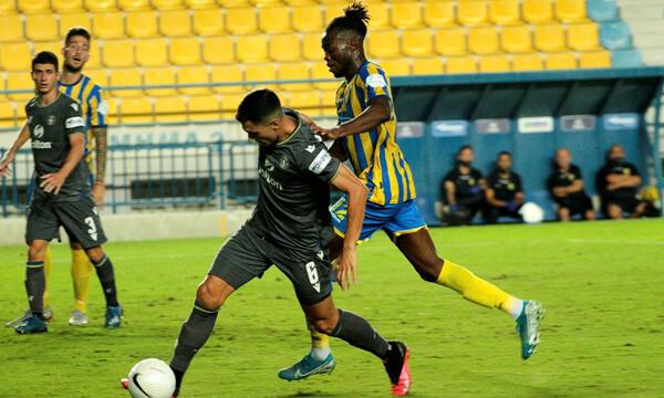 Παναιτωλικός-Αστέρας Τρίπολης 1-1: Τον κράτησε ο Αριγίμπι (photos)