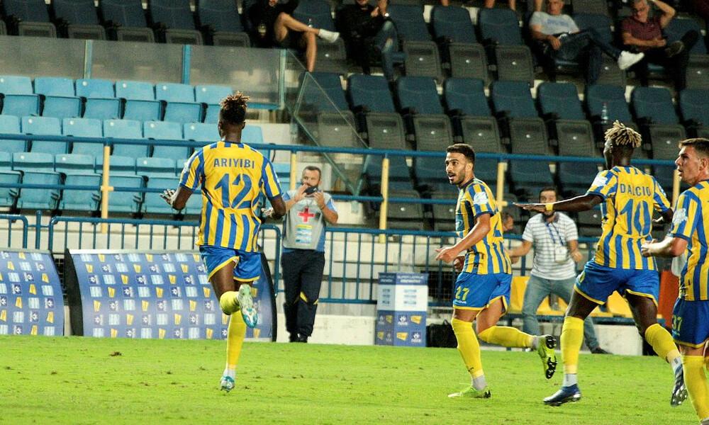 Παναιτωλικός-Αστέρας Τρίπολης 1-1: Τα highlights από το Αγρίνιο (photos+video)