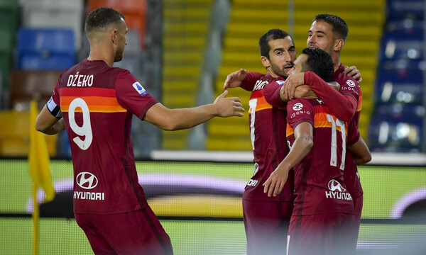 Serie A: Σεφτέ η Ρόμα με Πέδρο, ουραγός η Ουντινέζε (photos)