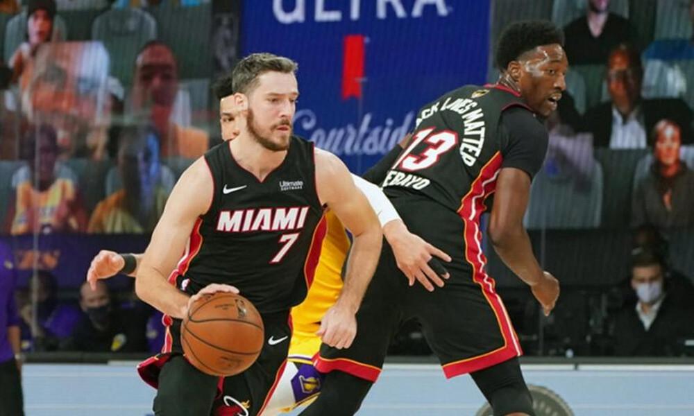 NBA: Άσχημα νέα για Αντεμπάγιο-Ντράγκιτς