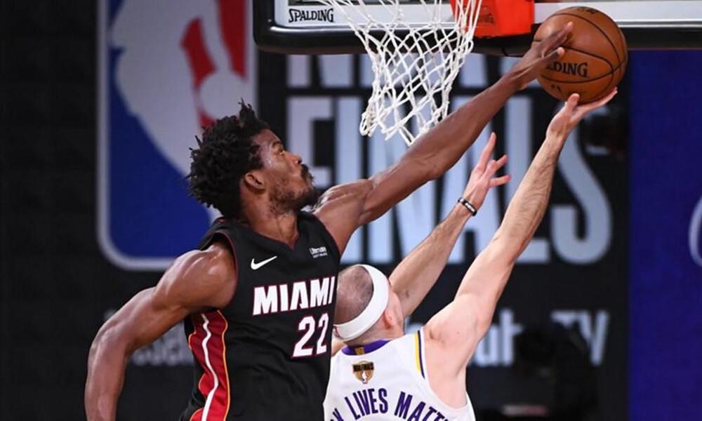 NBA: Οι Χιτ είναι εδώ με τεράστιο Μπάτλερ (video)