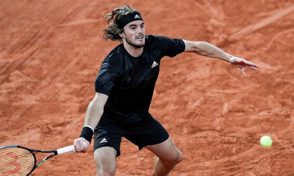 Το πρόγραμμα των προημιτελικών του Roland Garros: Πότε παίζει ο Τσιτσιπάς
