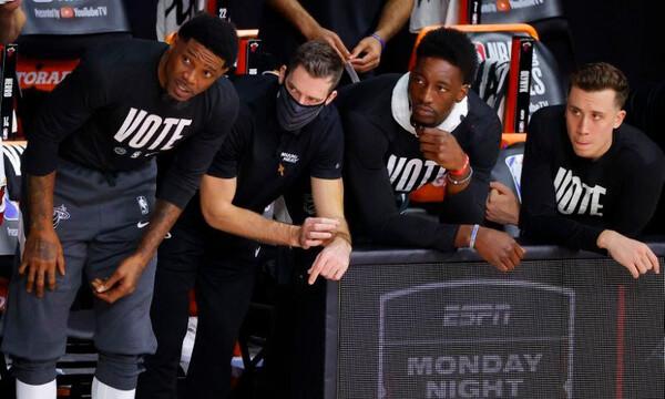 NBA: Το παλεύει ο Αντεμπάγιο, δύσκολα ο Ντράγκιτς