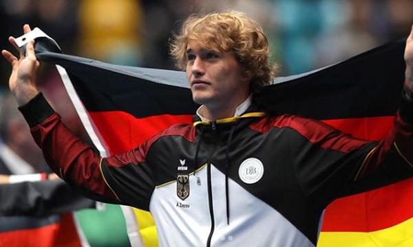 Roland Garros: Αρνητικός στον κορονοϊό ο Ζβέρεφ (photo)